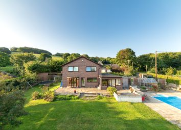 Thumbnail 4 bed detached house for sale in Pentre Lane, Gronant, Prestatyn