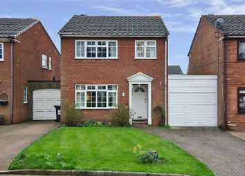 Thumbnail 3 bed detached house for sale in Princess Close, Chase Terrace, Burntwood