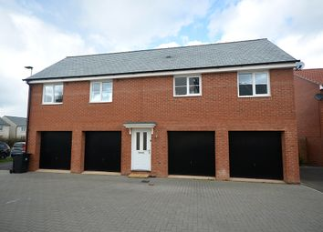Thumbnail 2 bedroom detached house for sale in Burrough Fields, Cranbrook, Near Exeter