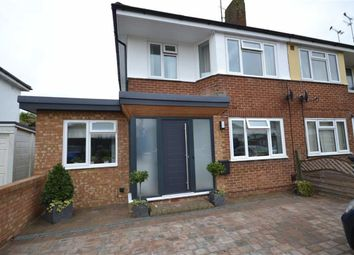 Thumbnail 4 bed end terrace house for sale in Ardingly Drive, Goring-By-Sea, Goring By Sea, West Sussex