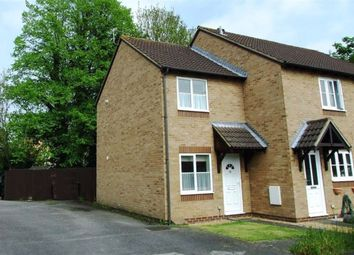 Thumbnail 1 bedroom terraced house to rent in Orchardene, Newbury