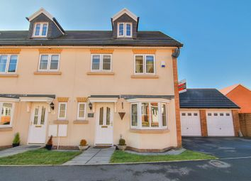 Thumbnail 3 bed end terrace house for sale in Larch Lane, Tredegar