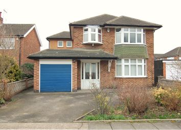 Thumbnail 4 bed detached house for sale in Oakfield Road, Wollaton