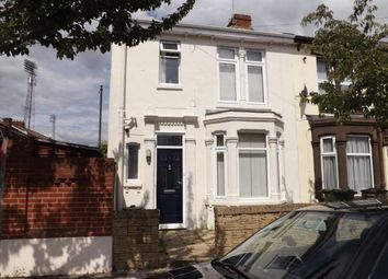 Thumbnail 5 bed terraced house for sale in Claydon Avenue, Southsea