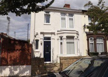 Thumbnail 5 bedroom terraced house for sale in Claydon Avenue, Southsea