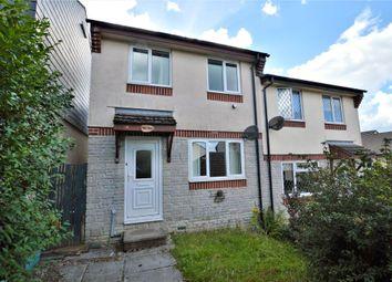 Thumbnail 3 bed semi-detached house to rent in Pound Park, Okehampton, Devon