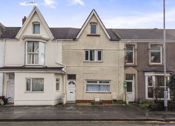 Thumbnail 5 bedroom terraced house for sale in King Edwards Road, Swansea