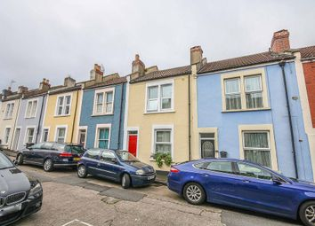 Thumbnail 3 bed terraced house for sale in Merioneth Street, Victoria Park, Bristol