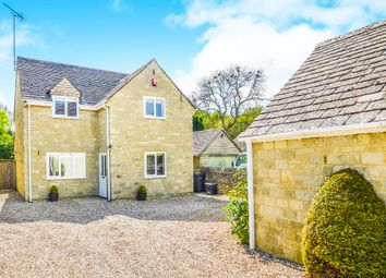 Thumbnail 4 bed detached house for sale in High Street, Kempsford, Fairford