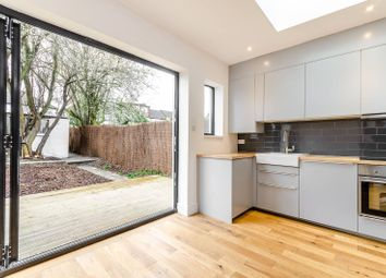 Thumbnail 4 bedroom terraced house for sale in Lynmouth Avenue, Morden Park