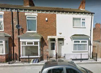 3 bed terraced house to rent in Estcourt Street, Hull HU9