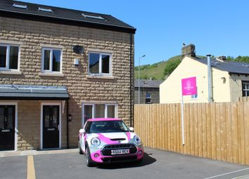 Thumbnail 3 bed terraced house to rent in Jubilee Way, Todmorden