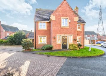 Thumbnail 5 bed detached house for sale in Holford Moss, Sandymoor, Runcorn, Cheshire