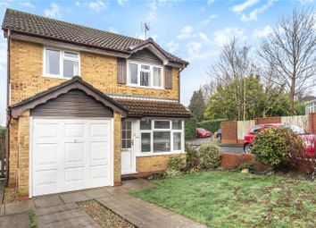 Thumbnail 3 bed detached house for sale in Haydock Close, Alton, Hampshire