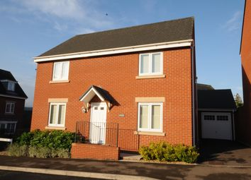 Thumbnail 4 bedroom detached house for sale in Renard Rise, Stonehouse