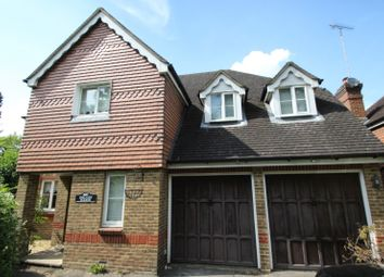 Thumbnail 5 bed detached house to rent in Green Lane, Leatherhead