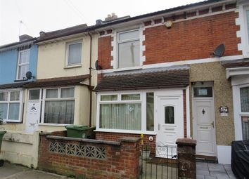 Thumbnail 2 bedroom terraced house for sale in North End Grove, Portsmouth