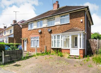 Thumbnail 2 bed semi-detached house for sale in Kempe Road, Birmingham