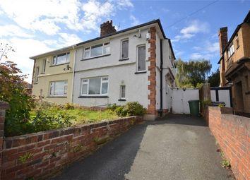 Thumbnail 3 bed semi-detached house for sale in Linkside, Higher Bebington, Merseyside