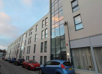 Thumbnail 1 bedroom flat for sale in Charles Darwin Road, Plymouth