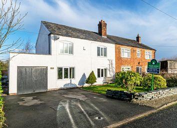 3 bed semi-detached house for sale in Roddy Lane, Kingsley, Frodsham WA6