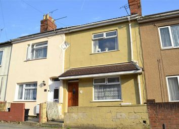 Thumbnail 2 bedroom terraced house to rent in Redcliffe Street, Swindon