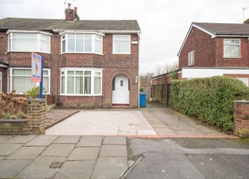 Thumbnail 3 bed semi-detached house for sale in Brougham Street, Worsley, Manchester