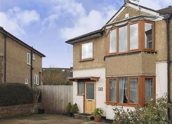Thumbnail 4 bed semi-detached house for sale in Albany Crescent, Edgware