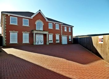 Thumbnail 5 bed detached house for sale in Heol Corn Du, Beacon Heights, Merthyr Tydfil