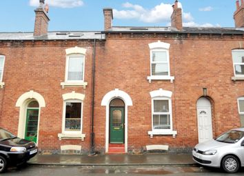 Thumbnail 3 bed terraced house to rent in Chatsworth Road, Harrogate