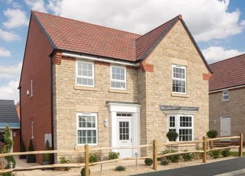 "Thumbnail 4 bedroom detached house for sale in ""Holden"" at Oxford Road, Calne"