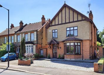 Thumbnail 4 bed detached house for sale in Park Avenue, Enfield