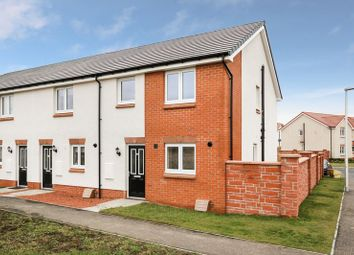 Thumbnail 3 bed end terrace house for sale in Station View, Winchburgh, Broxburn