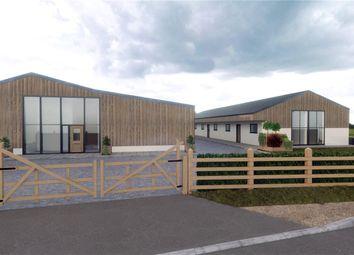 Thumbnail Property for sale in Development Plot At Elms Farm, Newton Harcourt, Leicester