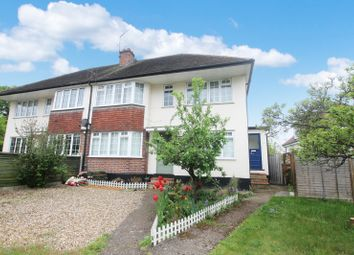 Thumbnail 2 bed property to rent in Castleview Road, Weybridge, Surrey