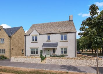 Thumbnail 5 bed detached house for sale in Upper Rissington, Cheltenham