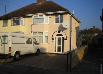 Thumbnail 1 bed flat to rent in Mayfair Road, East Oxford