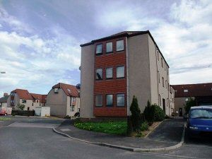 Thumbnail 1 bed flat to rent in Robert Smith Court, Lumphinnans, Cowdenbeath