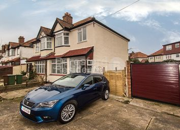 Thumbnail 3 bed semi-detached house for sale in Erskine Road, Carshalton