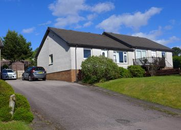 Thumbnail 3 bed semi-detached bungalow for sale in 18 Dun Mor Avenue, Lochgilphead