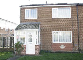 3 bed end terrace house for sale in Benridge Park, Blyth NE24
