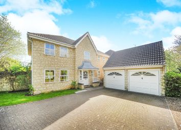 Thumbnail 4 bed detached house for sale in Moor Park, Neston, Corsham