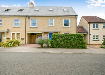 Thumbnail Semi-detached house for sale in Woodpecker Way, Great Cambourne, Cambridge