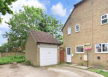 Thumbnail 1 bed end terrace house for sale in Bicknor Road, Park Wood, Maidstone, Kent
