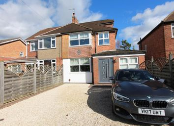 Thumbnail 4 bed semi-detached house for sale in Franklin Road, Whitnash, Leamington Spa