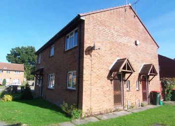 Thumbnail 1 bed end terrace house to rent in Jersey Road, Crawley