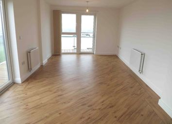 Thumbnail 2 bed flat to rent in Exeter House, 41 Academy Way, Dagenham