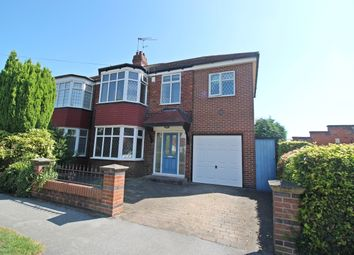 4 bed semi-detached house for sale in Derrymore Road, Willerby, Hull HU10