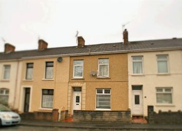 Thumbnail 3 bed terraced house for sale in Fron Terrace, Llanelli, Carmarthenshire.