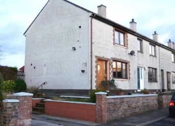 Thumbnail 2 bedroom terraced house for sale in High Road, Hightae, Lockerbie